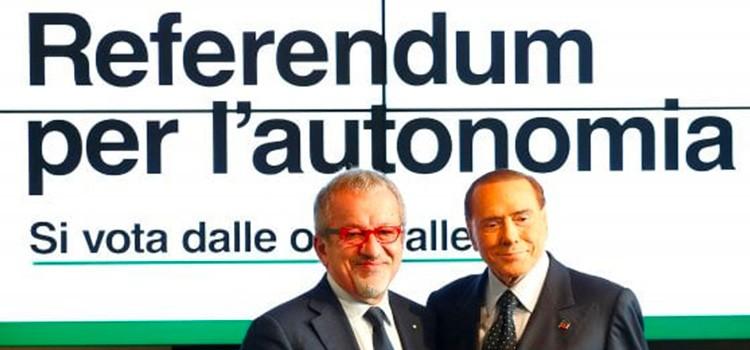 Lombardia e Veneto al voto nel 2017 per una maggiore autonomia. E il Piemonte?